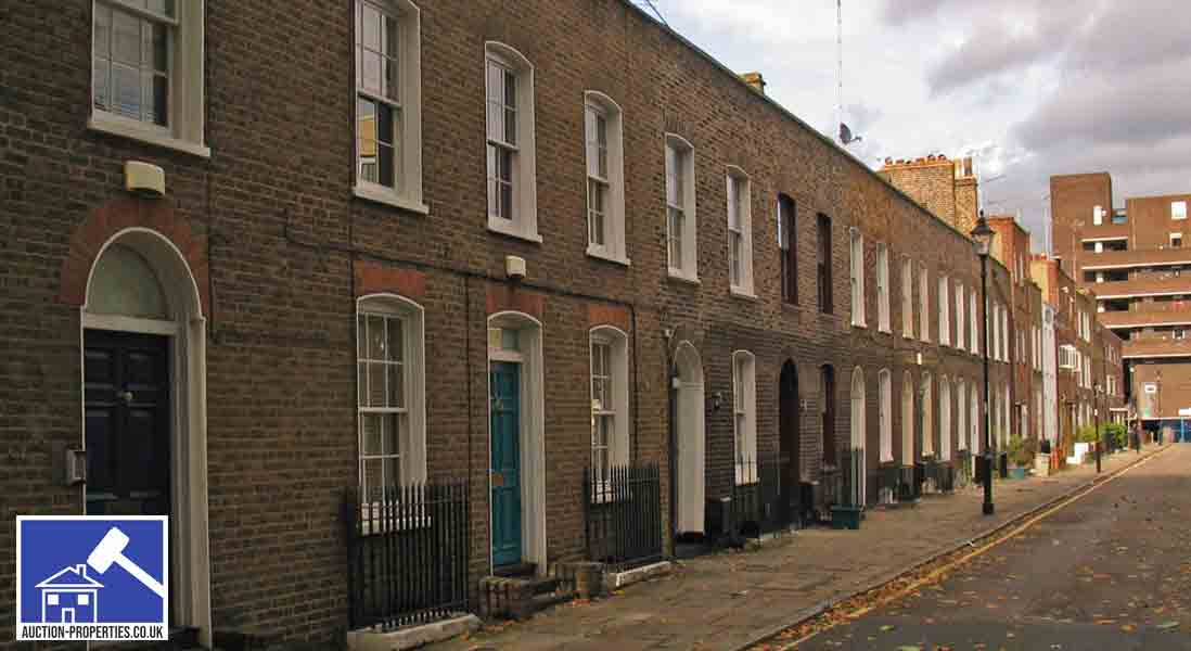 Image showing houses for sale at London property auctions