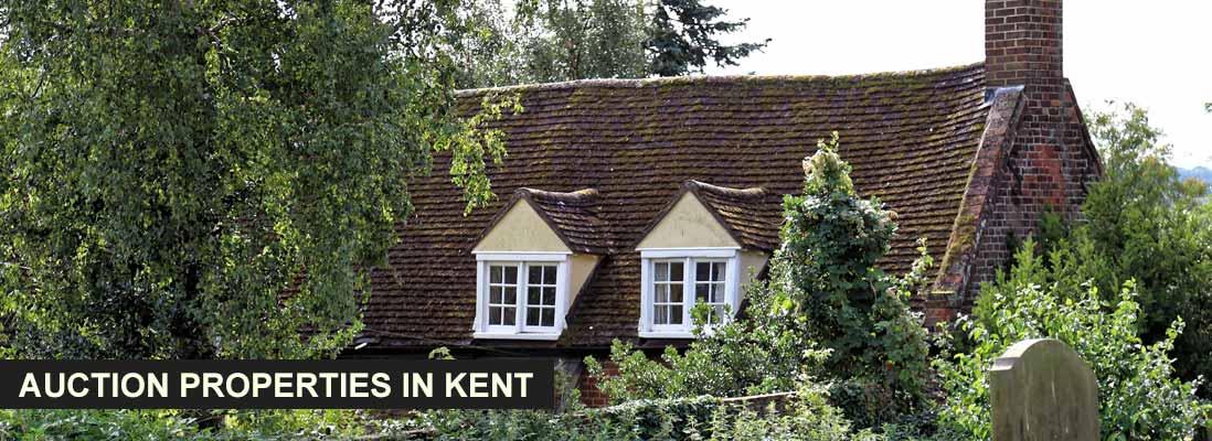 Auction properties in Kent