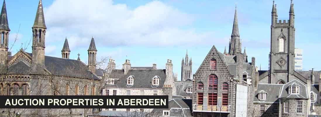 Auction properties in Aberdeen, Scotland
