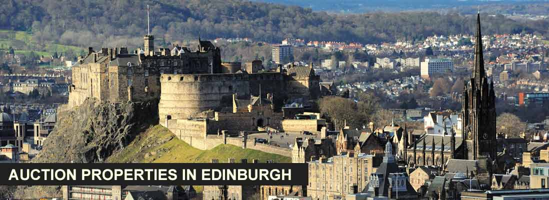 Auction Properties in Edinburgh
