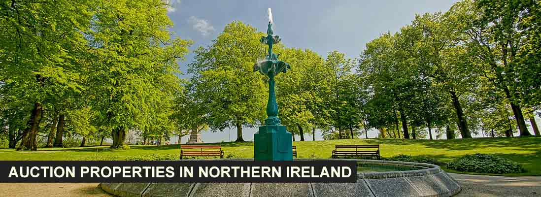 Auction properties in Northern Ireland