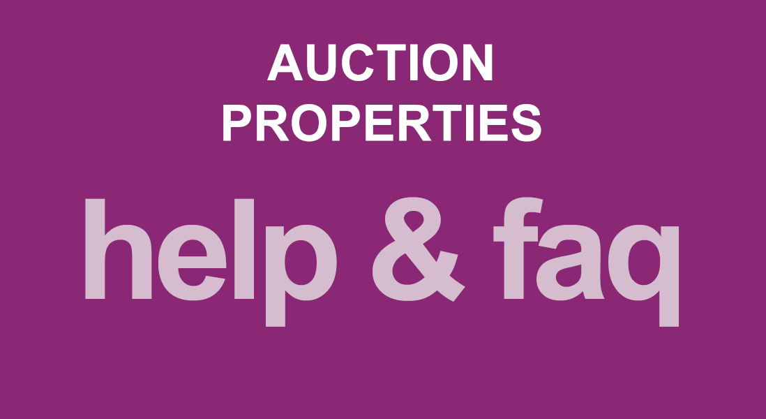 Property Auction Help and FAQ