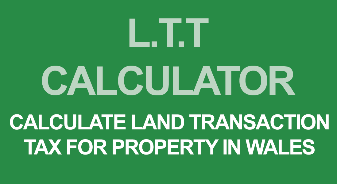 Stamp Duty in Wales (LTT) - Calculate your land transaction tax for property in Wales
