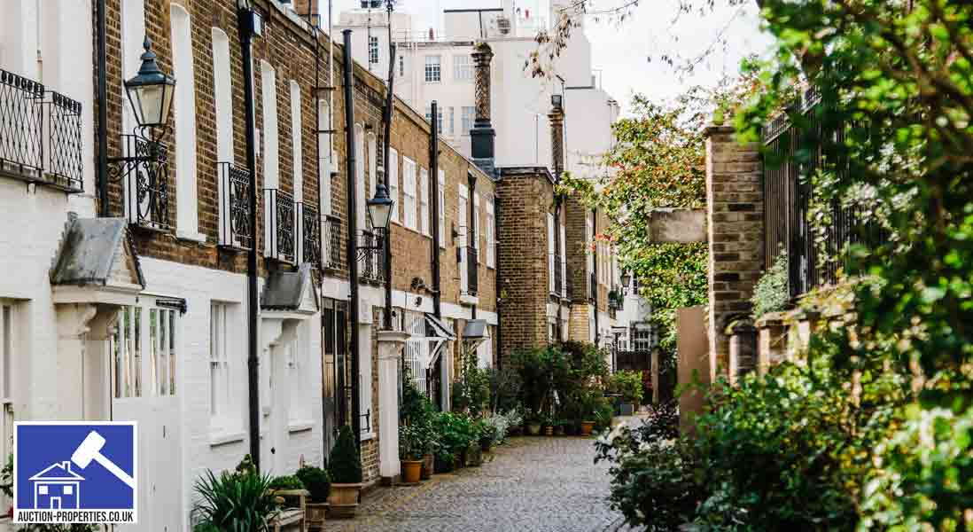 Buying a flat in London, England
