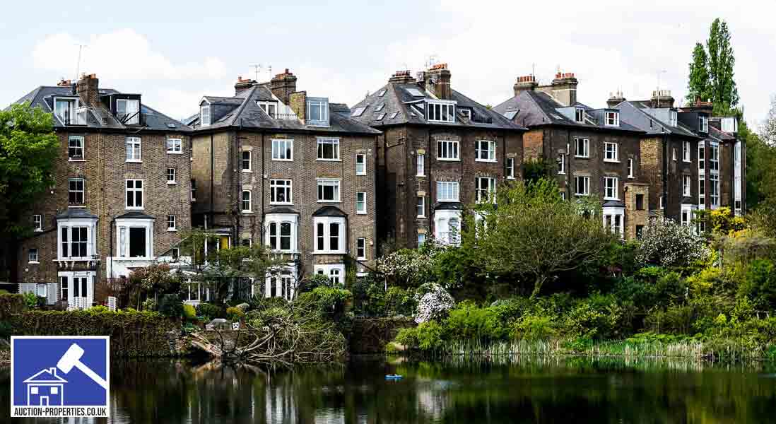 How to buy cheap houses in London