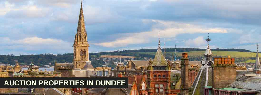 Auction properties in Dundee, Scotland
