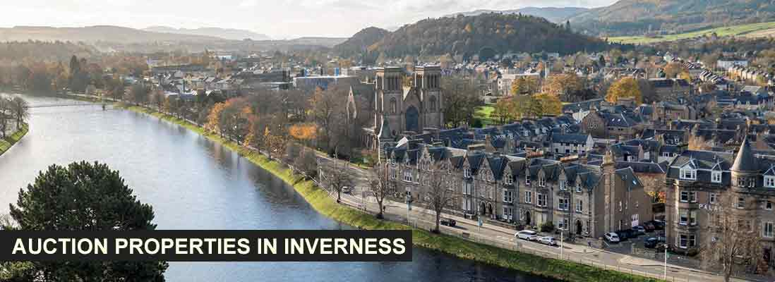 Auction properties in Inverness, Scotland