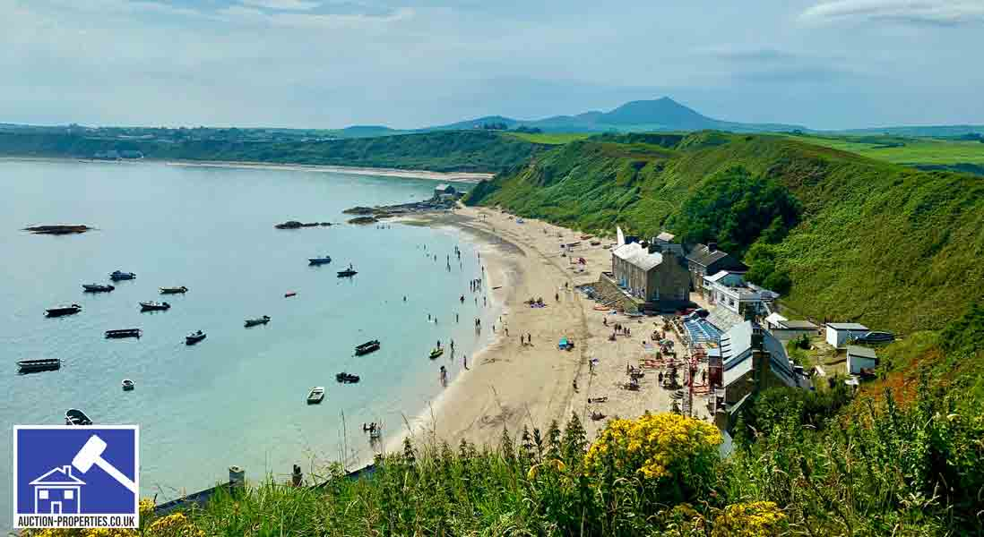 coastal property for sale in the UK
