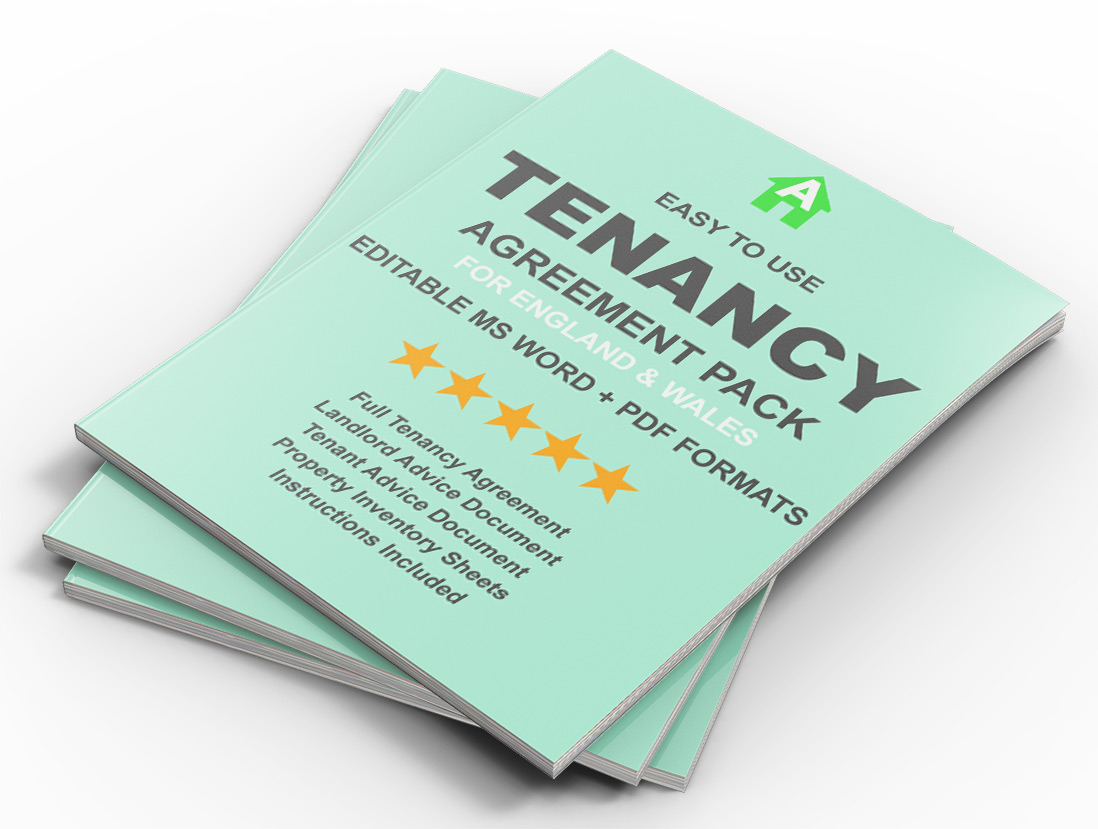 Tenancy agreement template for England and Wales PDF Word Doc