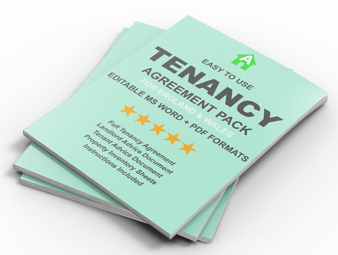 Legal UK tenancy agreement template