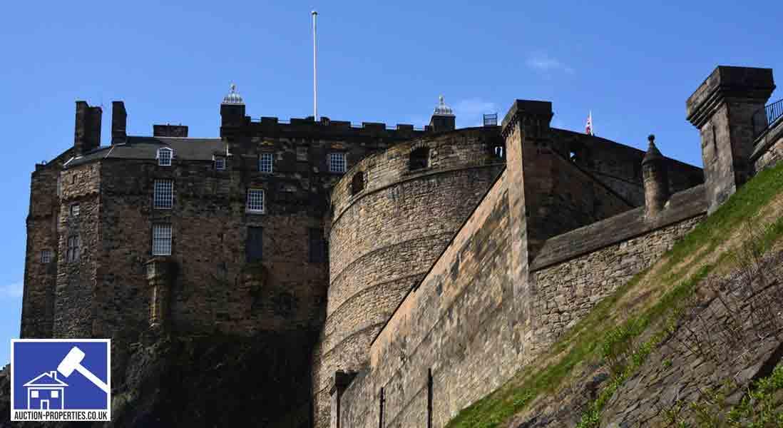 Image showing Edinburgh Castle