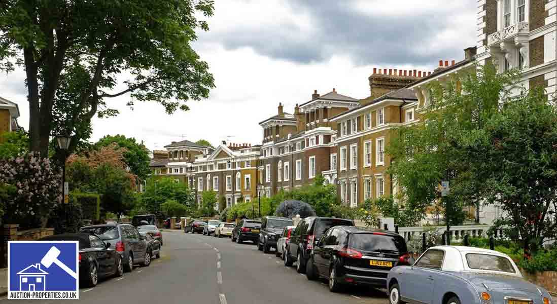 Image showing property for sale in Camden