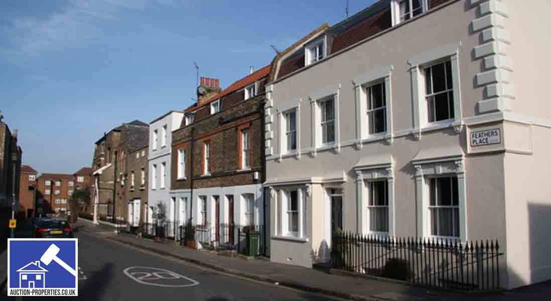 Image showing flats for sale in Blackheath
