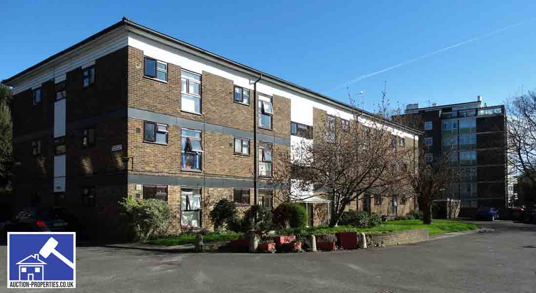 Property sold at auction in Streatham, London