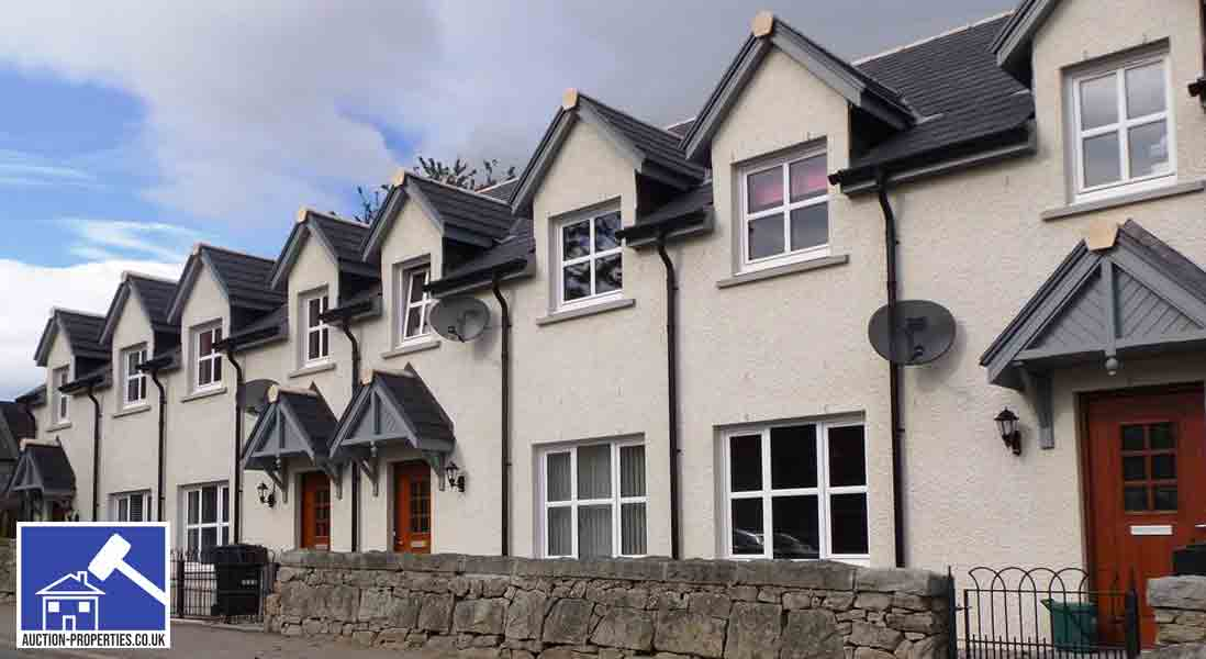 Image showing rental properties in the UK