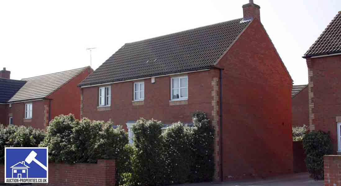 Image showing a house rented to tenants
