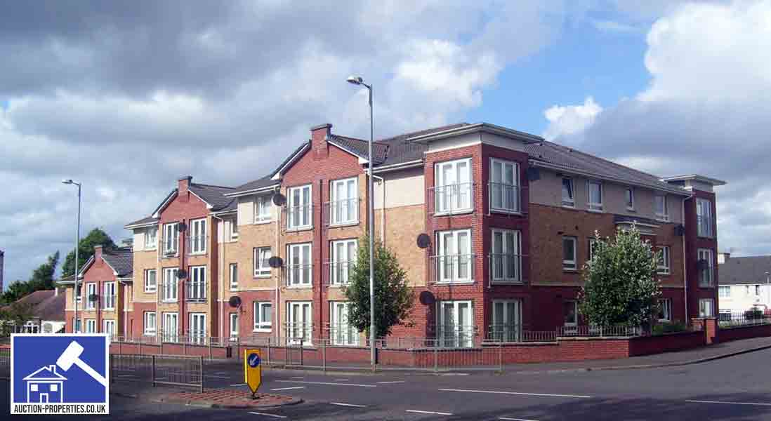 Image showing flats with landlord insurance