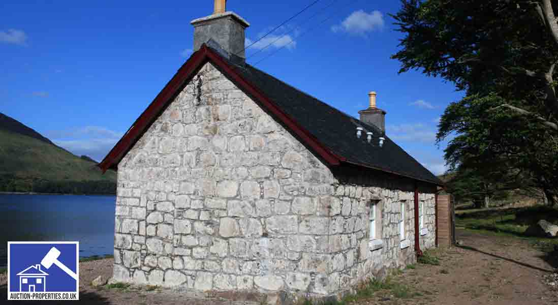 Image showing a buy to let holiday cottage