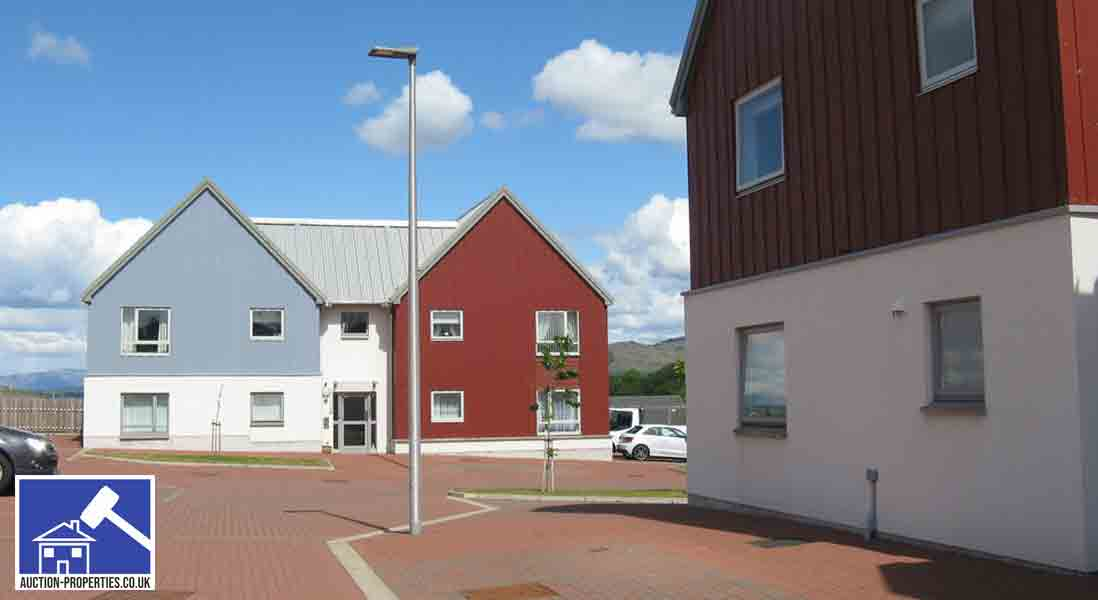 Image showing new buy to let houses