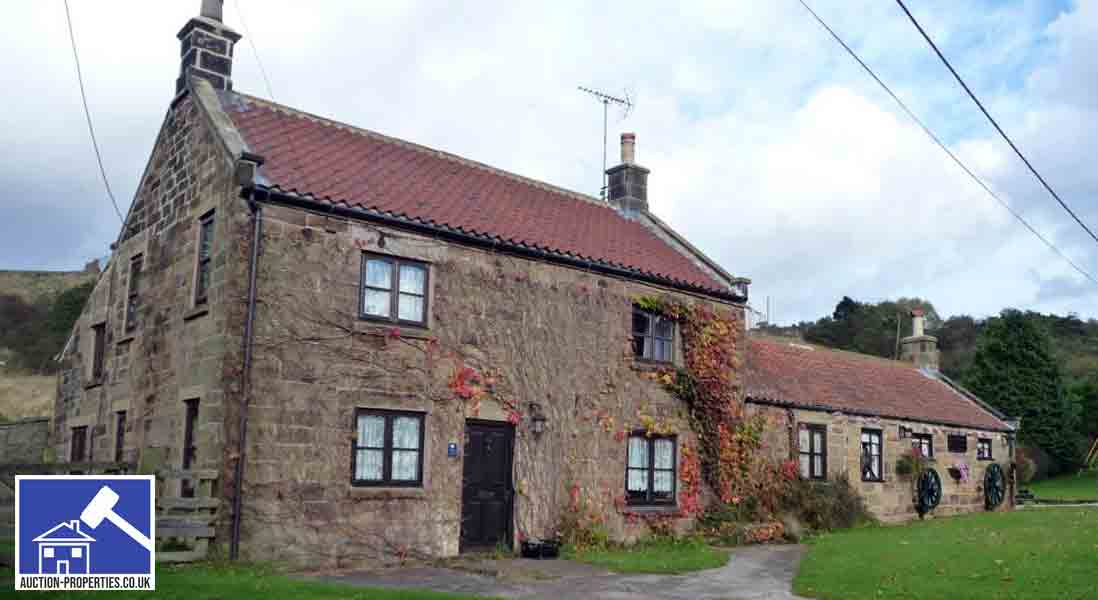 Image showing a house purchased with a buy to let mortgage