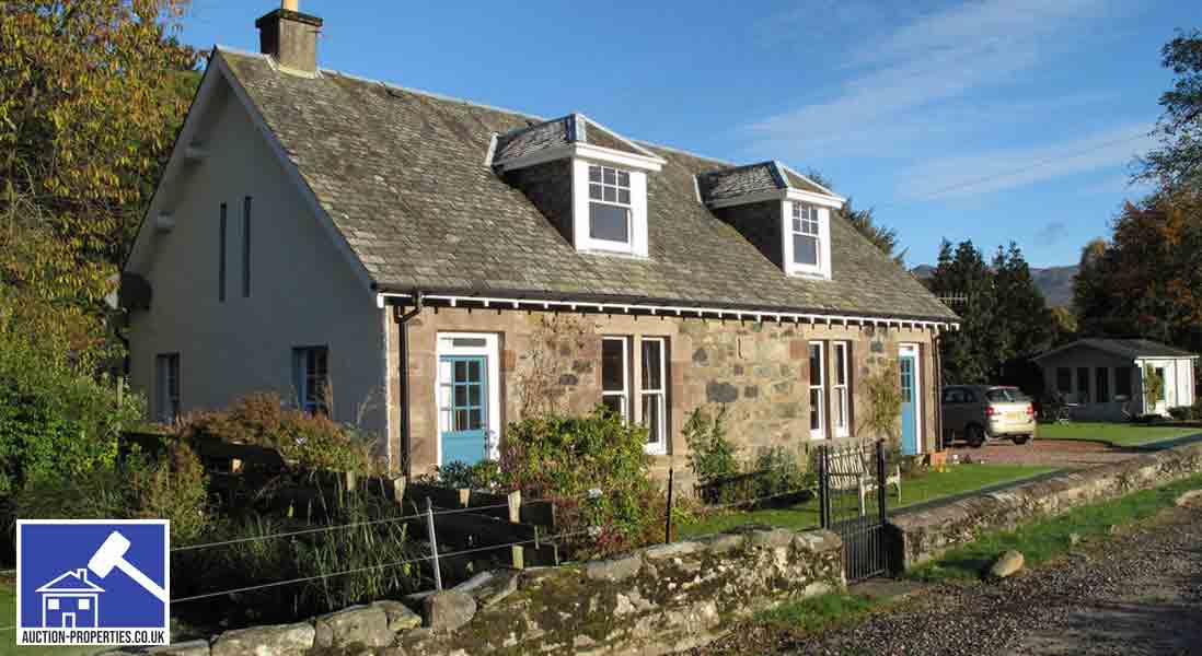 Property auctions in Perth, Scotland