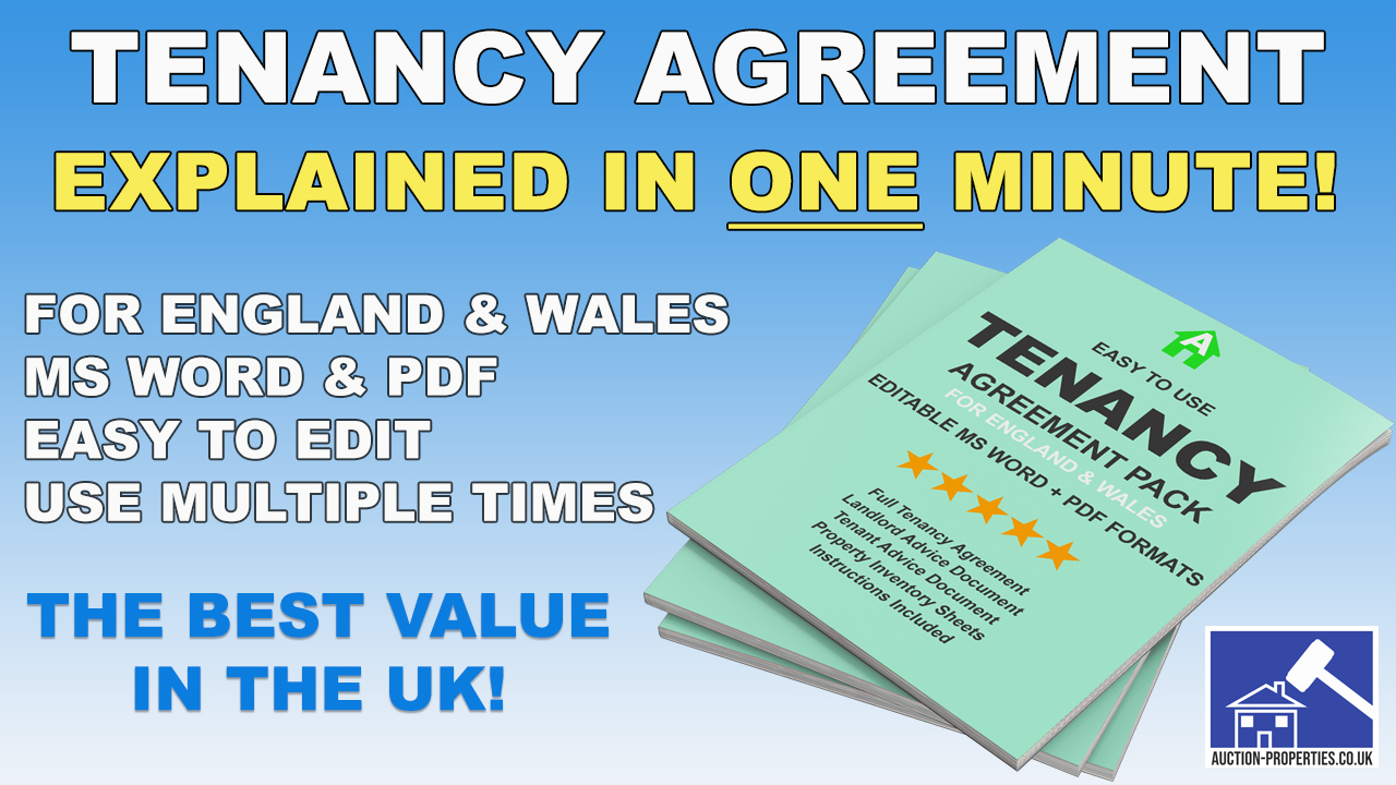 Tenancy Agreement England and Wales