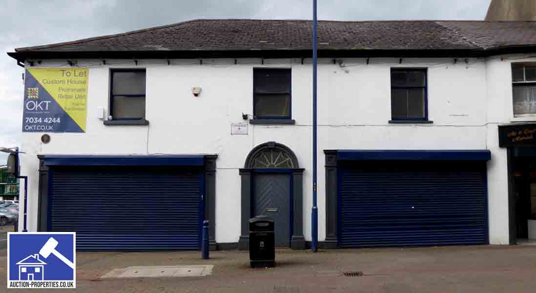Photo showing commercial property to let in Coleraine