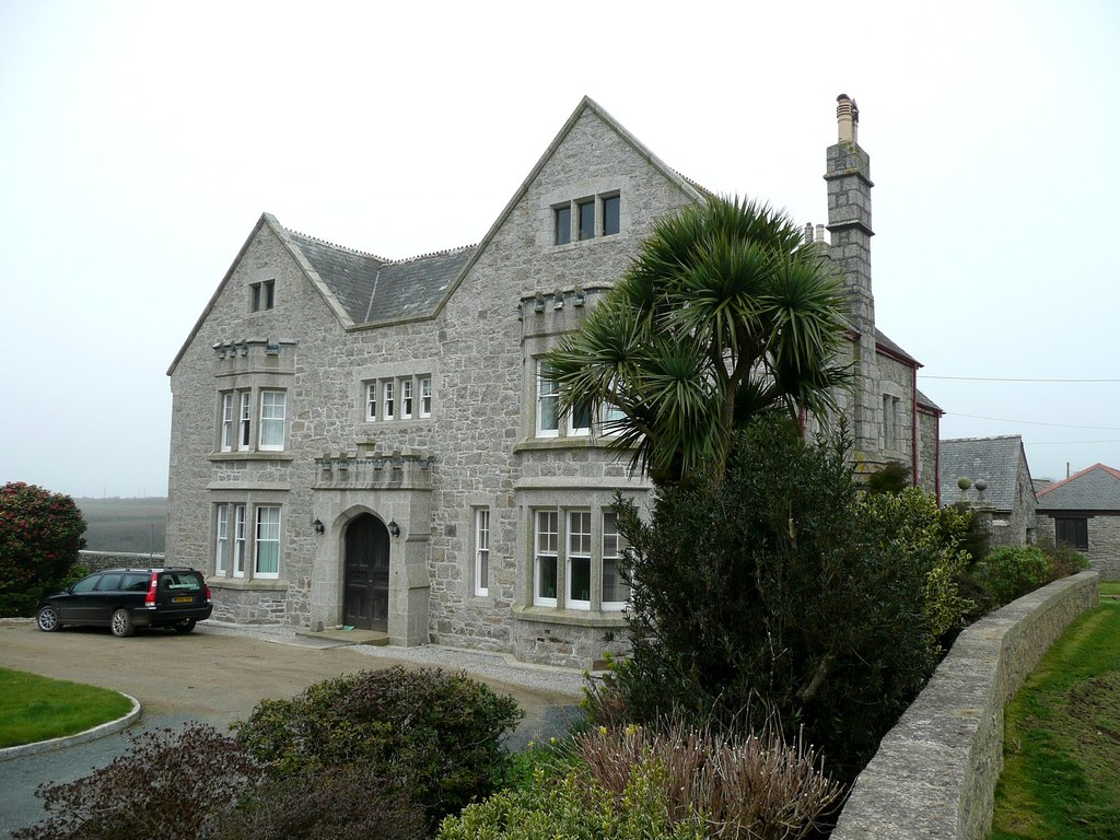 Image showing a house sold at property auctions in Cornwall