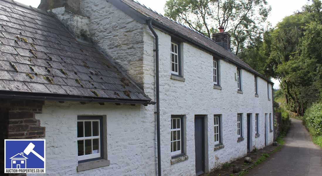 Photo of cottages for sale in Powys, Wales