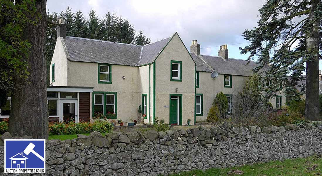 Photo of a house for sale in Scotland