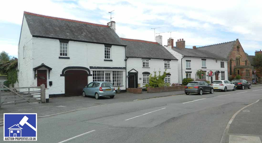 Photo of houses for sale in Bangor, Wales