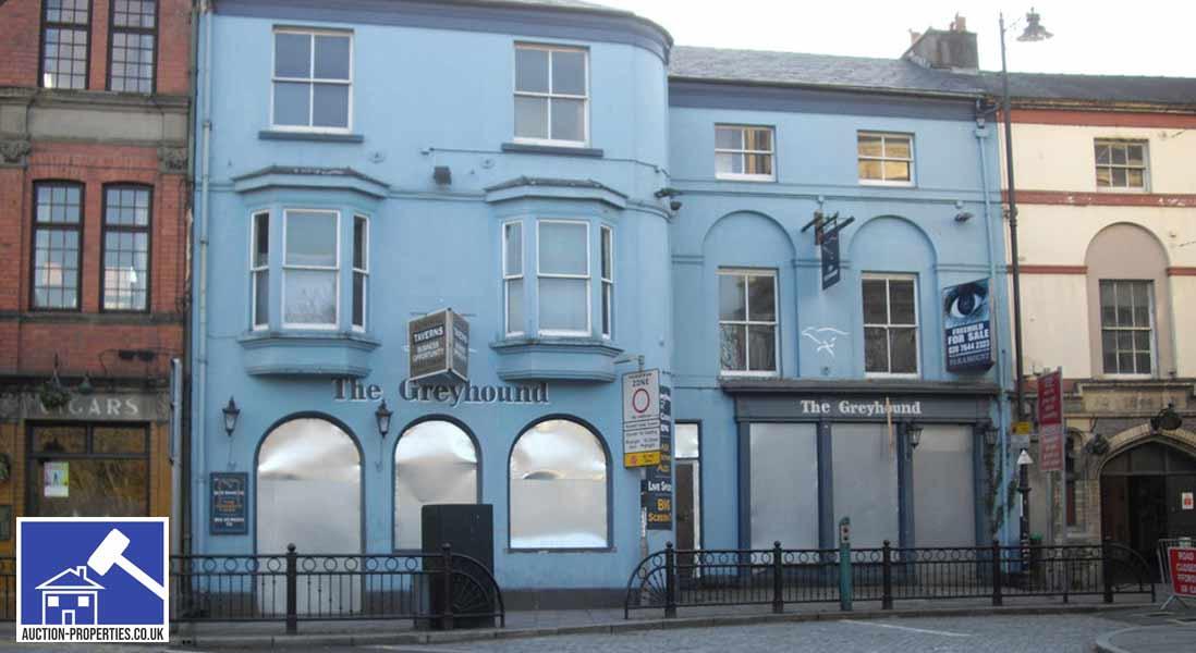 Photo showing properties for sale in Pontypool, Wales